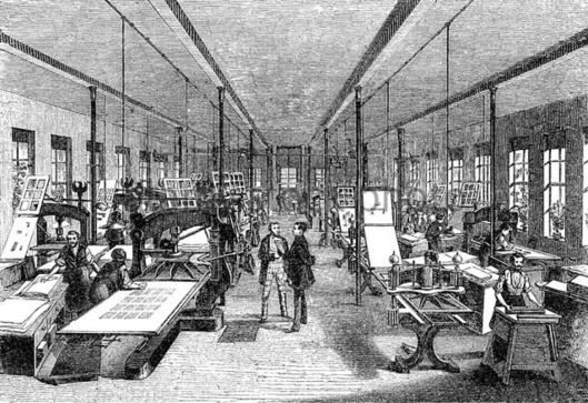 nineteenth-century-printing-works